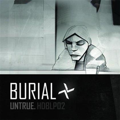 Burial (Dubstep) - Untrue (LP)