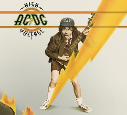 AC/DC - High Voltage (Limited Edition, LP)