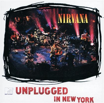Nirvana - MTV Unplugged In New York (LP + Digital Copy)