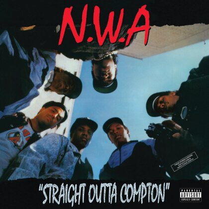 N.W.A. - Straight Outta Compton (Remastered, LP)