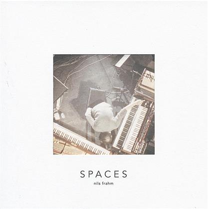 Nils Frahm - Spaces (2 LPs)