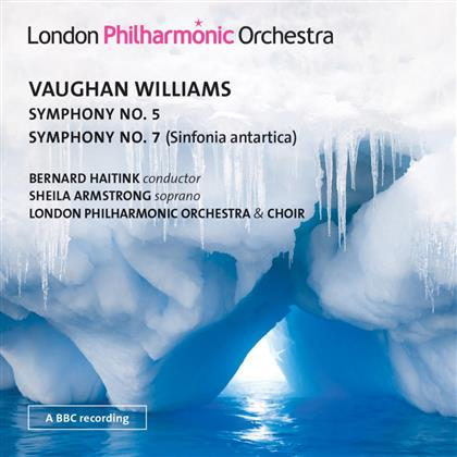 Sheila Armstrong, Ralph Vaughan Williams (1872-1958) & London Philharmonic Orchestra - Symphonien 5 & 7 (Remastered)