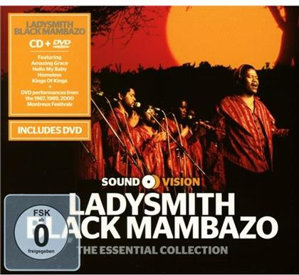Ladysmith Black Mambazo - The Essential Collection (CD + DVD)