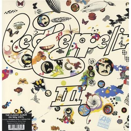 Led Zeppelin - III - 2014 Reissue (Remastered, LP)