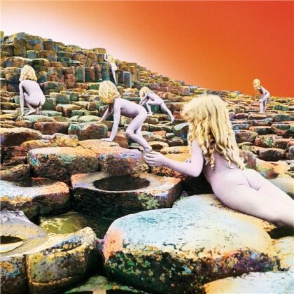 Led Zeppelin - Houses Of The Holy - 2014 Reissue (Remastered, LP)