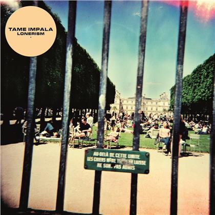 Tame Impala - Lonerism - Caroline Records (2 LPs)