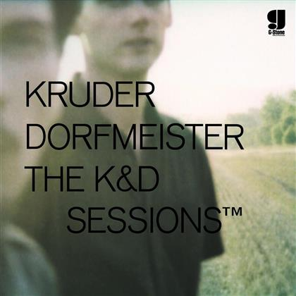 Kruder & Dorfmeister - K&D Sessions - Reissue (Remastered, 5 LPs + Digital Copy)