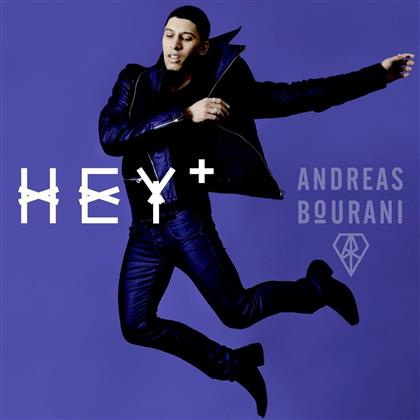 Andreas Bourani - Hey+ (Limited Edition, CD + DVD)