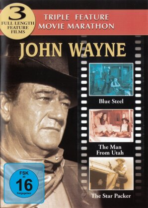 John Wayne - Triple Feature Movie Marathon