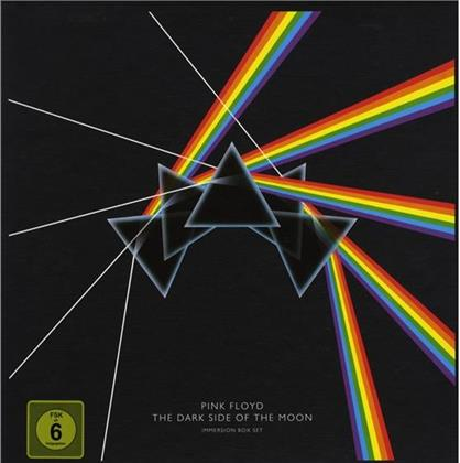 Pink Floyd - Dark Side Of The Moon - Immersion Boxset (Remastered, 6 CDs)
