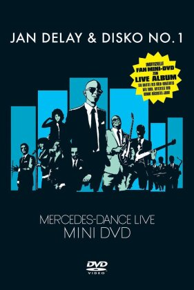 Jan Delay - Mercedes Dance Live (Mini-DVD)