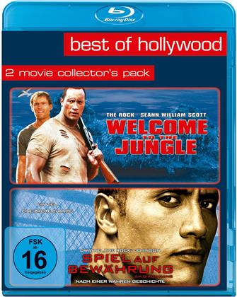 Welcome to the Jungle / Spiel auf Bewährung (Best of Hollywood, 2 Movie Collector's Pack)