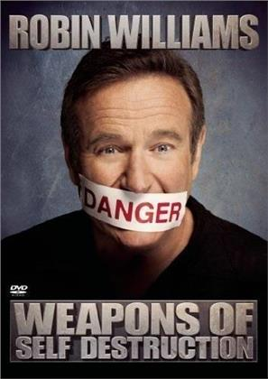 Robin Williams - Weapons of self destruction (DVD + CD)