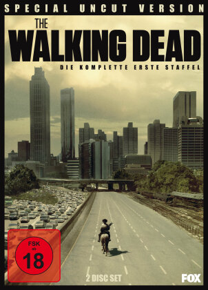 The Walking Dead - Staffel 1 (Uncut, 2 DVDs)