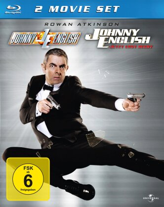 Johnny English / Johnny English - Jetzt erst recht (2 Blu-rays)