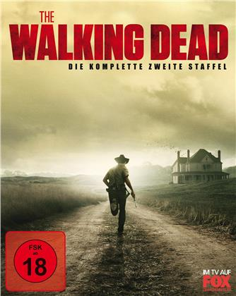The Walking Dead - Staffel 2 (3 Blu-rays)