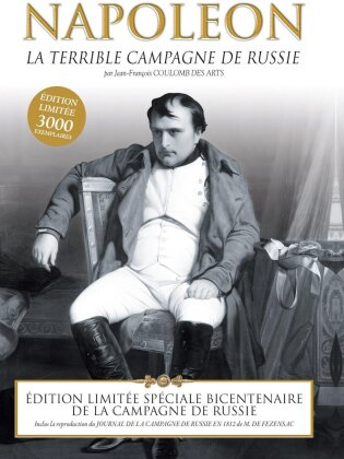 Napoleon - La terrible campagne de Russie (Limited Edition)