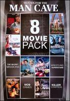 Movies for the Man Cave - 8 Movie Pack (2 DVDs)