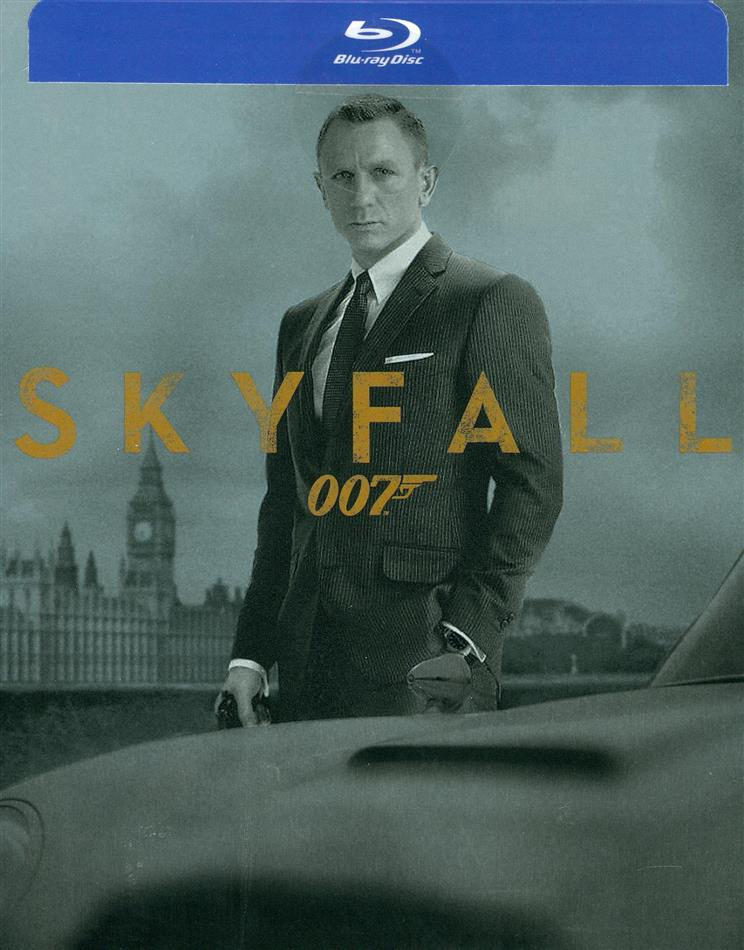 James Bond: Skyfall (2012) (Limited Edition, Steelbook)