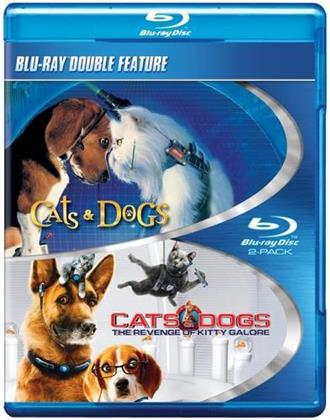 Cats & Dogs 1 & 2 (Double Feature, 2 Blu-rays)