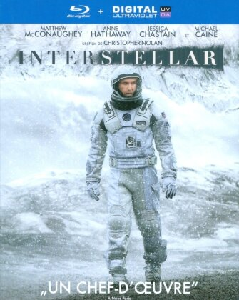 Interstellar (2014) (2 Blu-rays)
