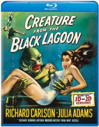 Creature from the Black Lagoon (1954) (b/w)