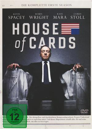 House of Cards - Staffel 1 (4 DVDs)