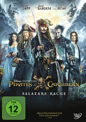 Pirates of the Caribbean 5 - Salazars Rache (2017)