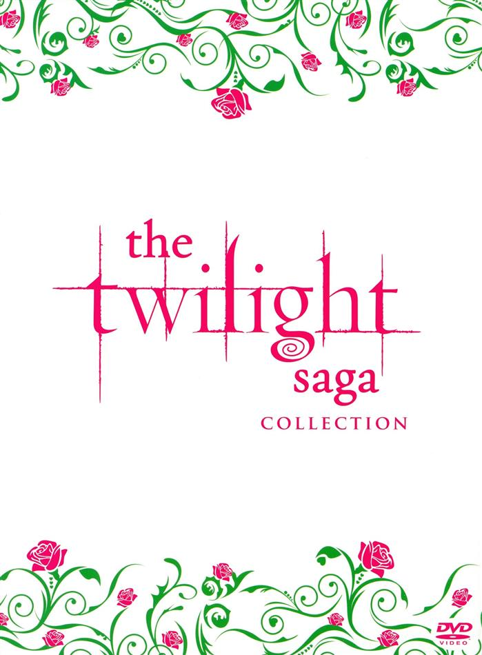 The Twilight Saga - Collection (5 DVDs)
