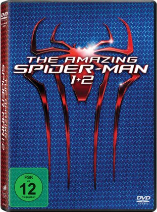 The Amazing Spider-Man (2012) / The Amazing Spider-Man 2 (2014) (2 DVDs)