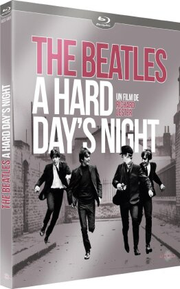 The Beatles - A Hard Day's Night (Edition Collector, 50ème anniversaire, s/w)