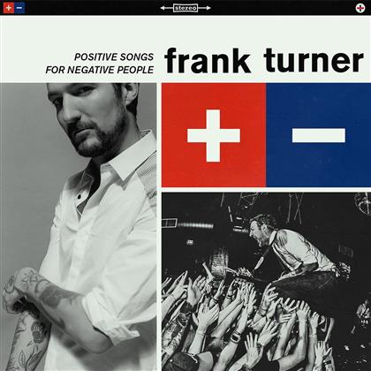 Frank Turner - Positive Songs For Negative People (LP)