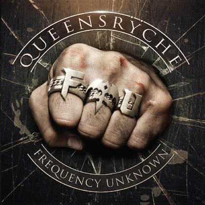 Queensryche - Frequency Unknown - Cleopatra Records (LP)
