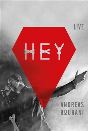 Andreas Bourani - Hey Live (Limited Deluxe Edition, 2 CDs + DVD + Blu-ray)