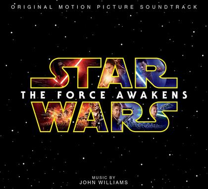 Star Wars & John Williams (*1932) (Komponist/Dirigent) - Episode 7 - Force Awakens - Exclusive Limited International Digipack Edition