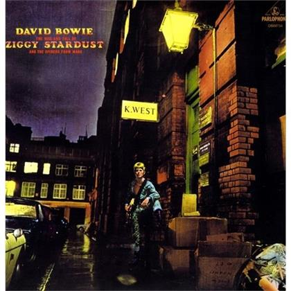 David Bowie - Rise And Fall Of Ziggy Stardust And The Spiders From Mars - 2016 Version (Remastered, LP)