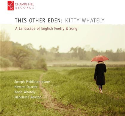 "Navarra Quartet, Kevin Whately, Madelaine Newton, Kitty Whately & Joseph Middleton - This Other Eden: Kitty Whately - A Landscape Of English Poetry & Song (12"" Maxi)"