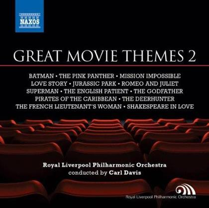 Carl Davis (*1936) & Royal Liverpool Philharmonic Orchestra - Great Movie Themes 32 - Film Music Classics