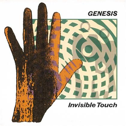 Genesis - Invisible Touch - 2016 Reissue (LP)