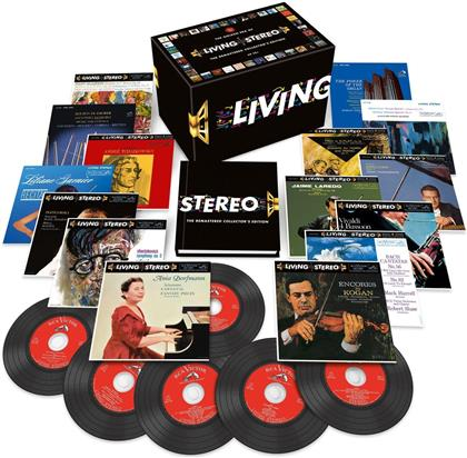 Divers & Various - Living Stereo - The Remastered Collector's Edition (Remastered, 60 CDs)