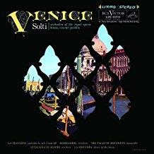 Sir Georg Solti & Royal Opera House Covent Garden - Venice (LP)