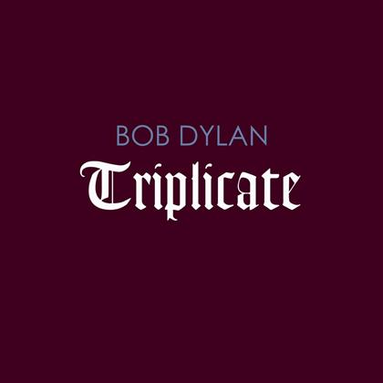 Bob Dylan - Triplicate (3 LPs + Digital Copy)