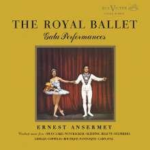 Ernest Ansermet & Orchestra Of The Royal Opera House Covent Garden - The Royal Ballet - Gala Performances (2 LPs)