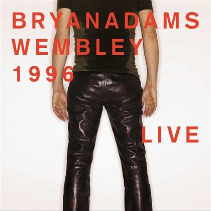 Bryan Adams - Wembley 1996 Live (2 CDs)