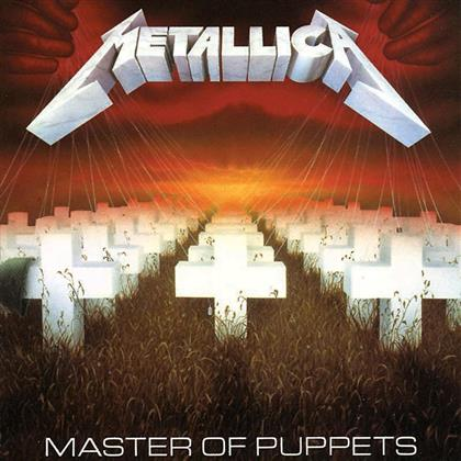 Metallica - Master Of Puppets (2017 Reissue, Remastered, LP + Digital Copy)