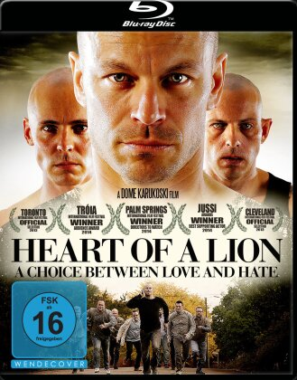 Heart of a Lion - A Choice between Love and Hate (2013)