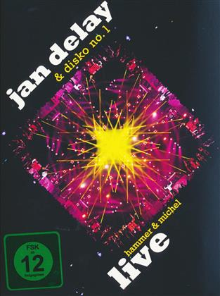 Jan Delay - Hammer & Michel - Live at Philipshalle Düsseldorf (DVD + CD)