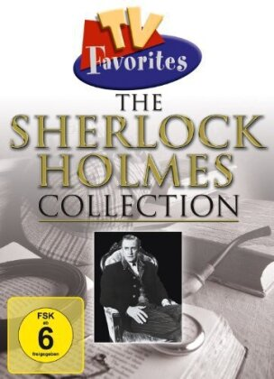 The Sherlock Holmes Collection (3 DVDs)