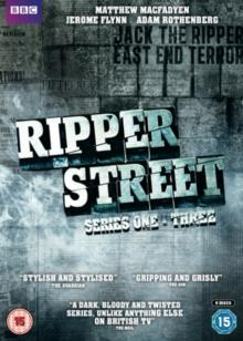 Ripper Street - Series 1-3 (9 DVDs)