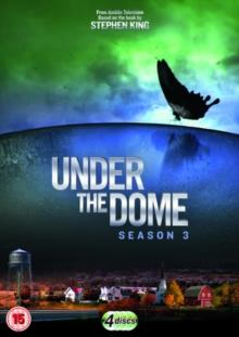 Under the Dome - Season 3 (4 DVDs)